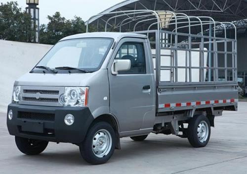 Xe tải nhỏ Dongben máy xăng thùng mui bạt
