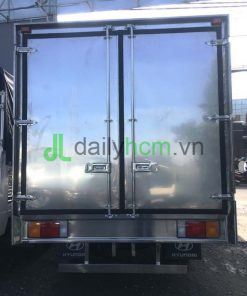 Xe tải Hyundai HD99 thùng kín Inox