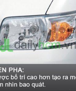 Cụm đèn pha Xe tải Suzuki Pro