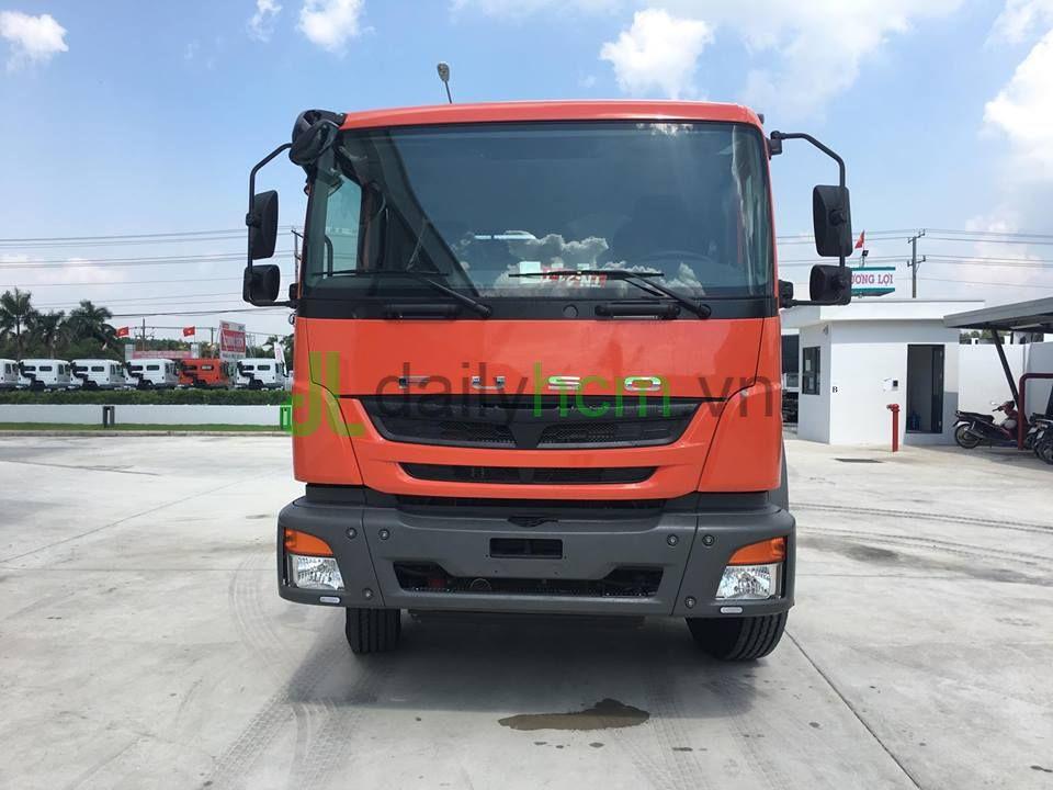 DailySG.vn Đầu kéo Fuso FZY3 49 tấn