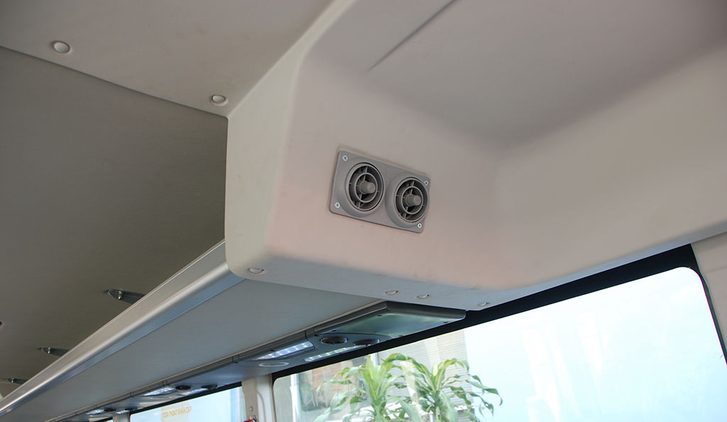 Máy lạnh cho tài xế xe khách Samco 29 chỗ 34 chỗ ngồi