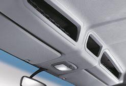 DailySG.vn nội thất hộc chứa đồ Hyundai nhập khẩu 3 cục HD800