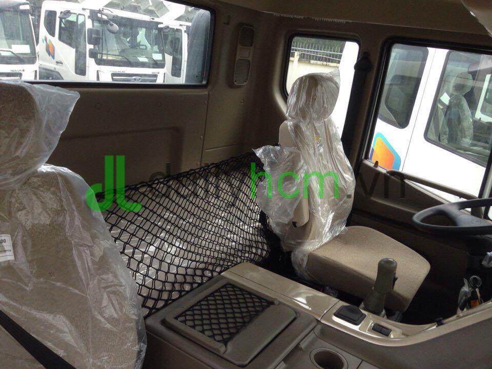 Nội thất xe Daewoo ba chân cầu rút