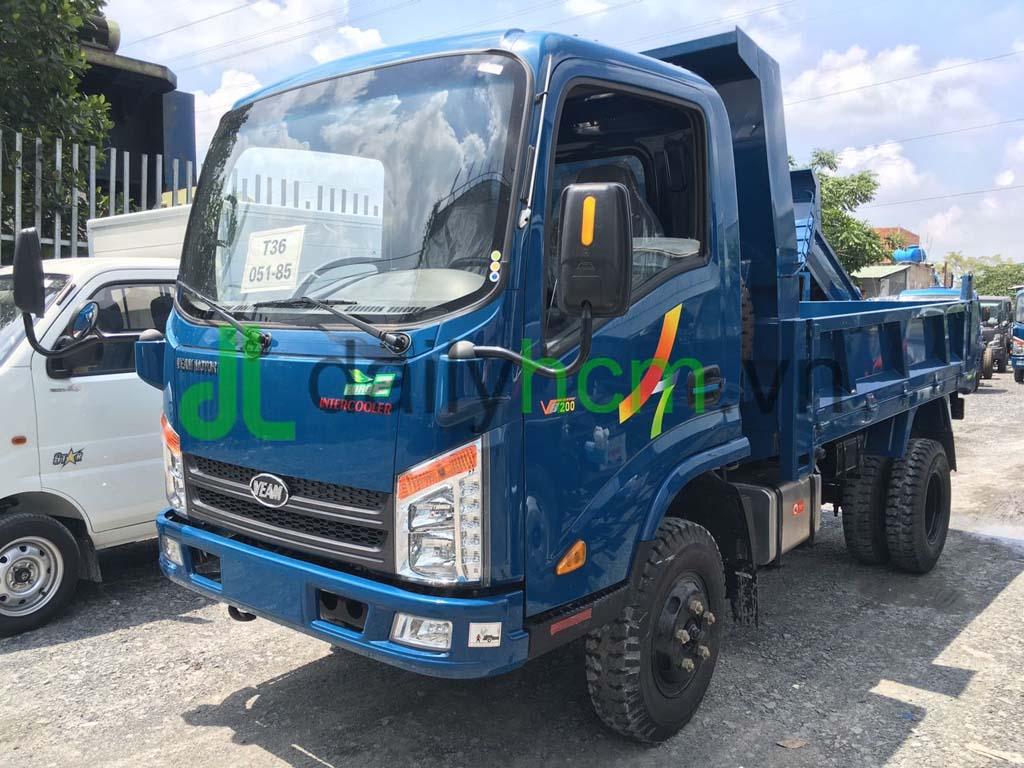 Xe ben Hyundai Veam VB200