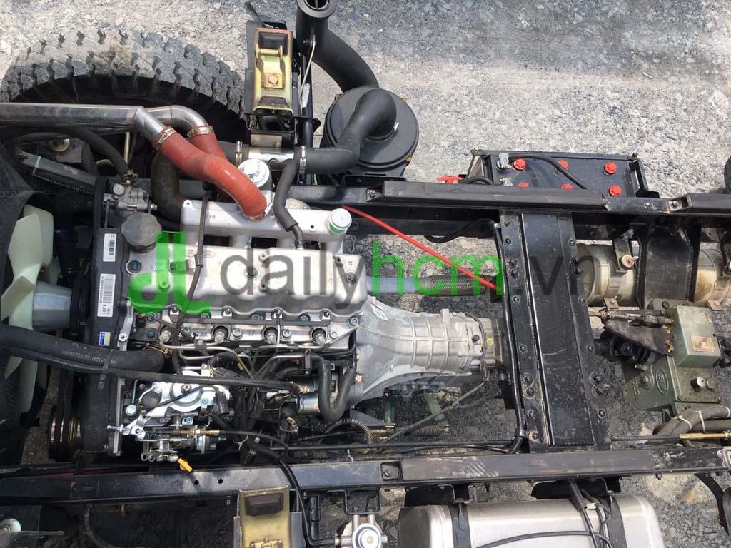 Động cơ Xe ben Hyundai Veam VB200