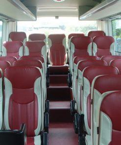 Ghế hành khách xe khách Samco 29 chỗ 34 chỗ ngồi