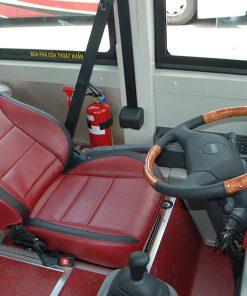 Ghế tài xế xe khách Samco 29 chỗ 34 chỗ ngồi
