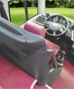 Ghế tài xế xe khách Tracomeco K47 47 ghế ngồi