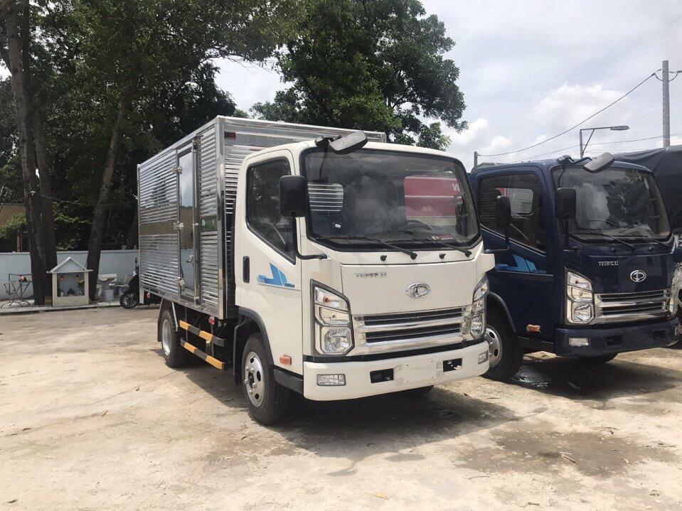 DailySg.vn Xe tải Daehan teraco tera 240 tải 2,5 tấn thùng kín