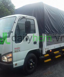 Xe tải ISUZU QKR55H thùng mui bạt