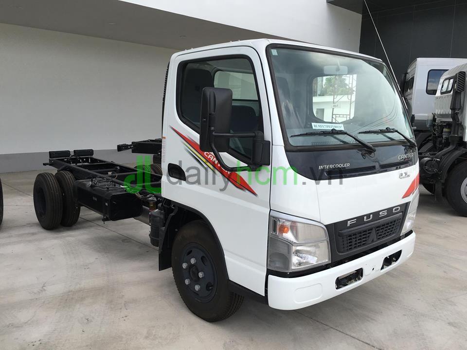 DailySG.vn Xe tải Mitsu Fuso Canter 4.7 1,9 tấn