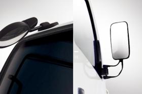 DailySG.vn kính chiếu hậu Xe tải Daehan Teraco Tera 230 2,4 tấn vào thành phố động cơ Hyundai