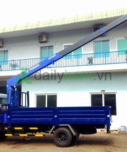 DailySG.vn Xe tải hyundai hd99 gắn cẩu tadano TM-ZE303 3 tấn 3 khúc