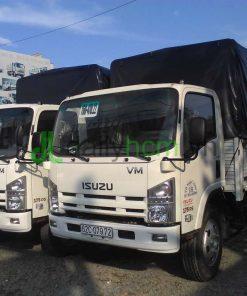 DailySG.vn xe tải Isuzu 8,2 tấn Vĩnh Phát VM và xe Isuzu chính hãng