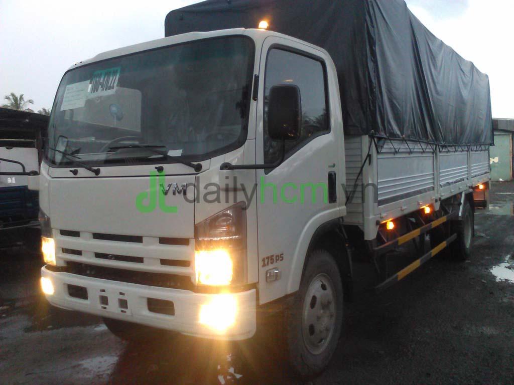 DailySG.vn xe tải Isuzu 8,2 tấn Vĩnh Phát VM