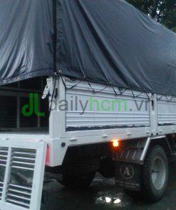 DailySG.vn thùng xe tải Isuzu 8,2 tấn Vĩnh Phát VM