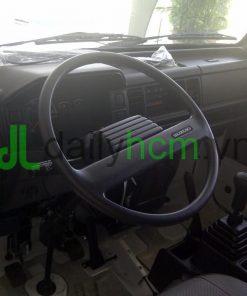Nội thất Xe tải Van SUZUKI Carry VAN - BLIN VAN