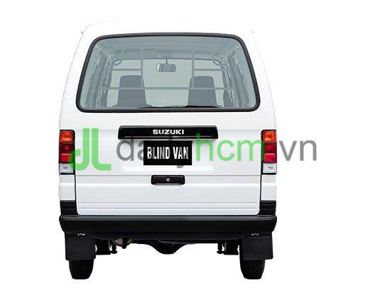 Mặt sau Xe tải Van SUZUKI Carry VAN - BLIN VAN