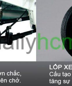 Khung gầm Xe tải Van SUZUKI Carry VAN - BLIN VAN
