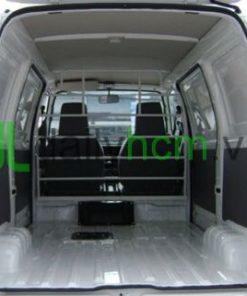Thùng hàng Xe tải Van SUZUKI Carry VAN - BLIN VAN