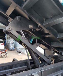 Dailysg.vn Xe ben Hino DUTRO WU tải tự đổ 3850kg