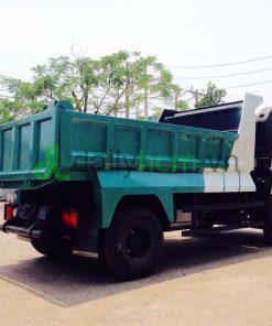 Xe ben Hino FC 6T4 tải tự đổ thùng 4,3 khối