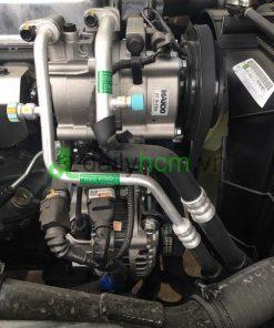 Máy lạnh zin và diamo máy phát điện zin xe tải Hyundai D4DB 3907 cc