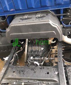 Nắp nhựa che mưa động cơ xe tải Hyundai D4DB 3907 cc