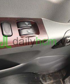 Kính chỉnh điện, khóa kính xe tải Hyundai