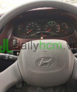 Vô lăng, đồng hồ xe tải Hyundai