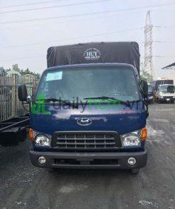 Cabin Xe tải Hyundai HD65 thùng mui bạt