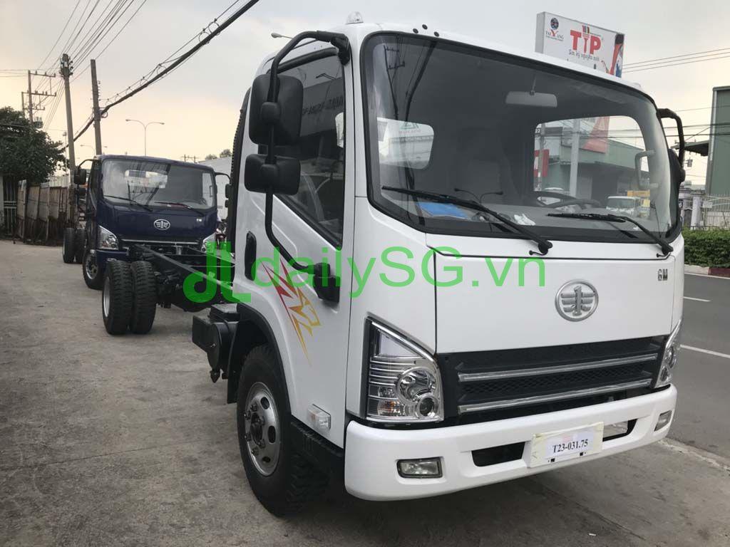 Xe Faw động cơ Hyundai nhập khẩu