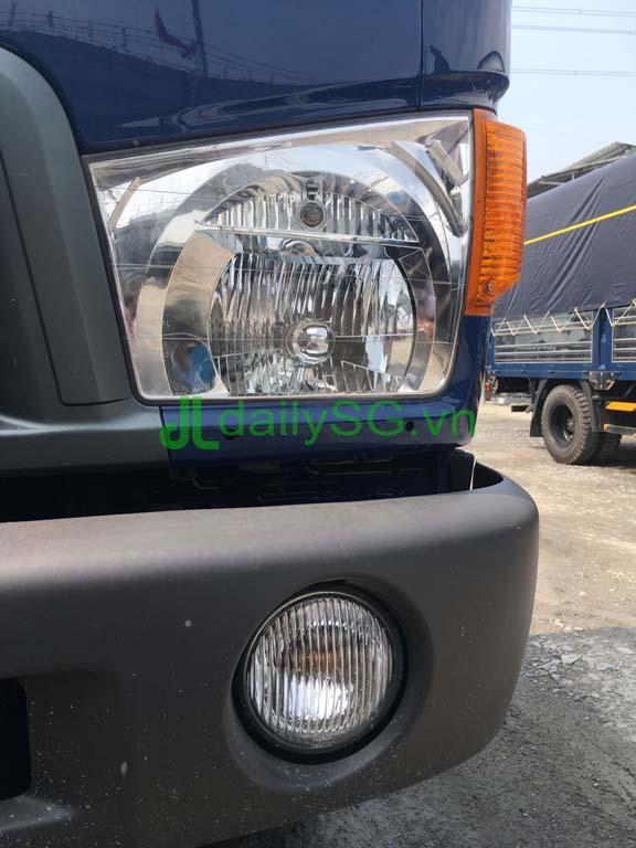 cụm đèn pha đèn cản xe hyundai