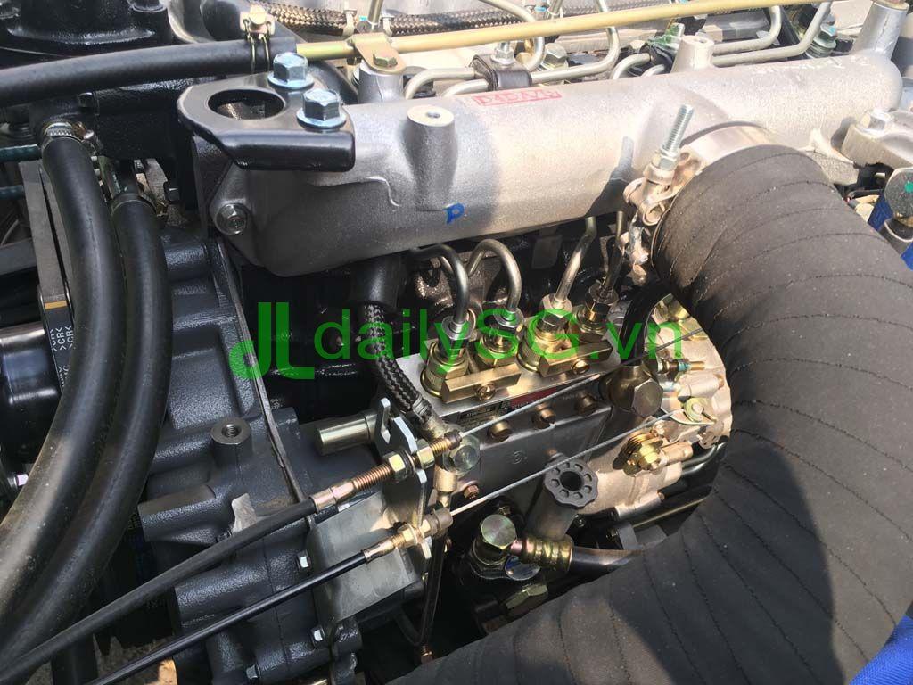Heo dầu Hyundai động cơ D4DB lắp trên xe Faw Hyundai nhập