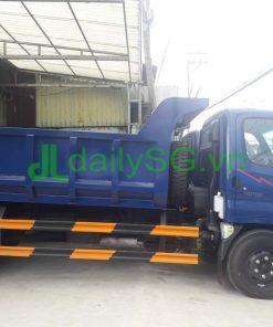 Thùng ben Hyundai 7 tan HD700 Đồng Vàng