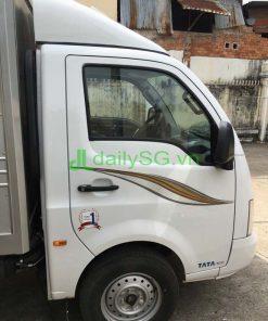 Xe tải 1T TATA máy dầu