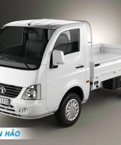 Xe tải 990kg thùng lửng tata super ace