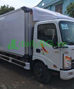 Tổng thể xe tải veam VT260