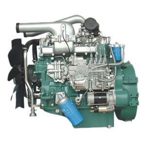 động cơ Diesel CA4DF2