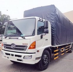 Xe tải Hino FG8JPSU xe chở xe máy 8 tấn