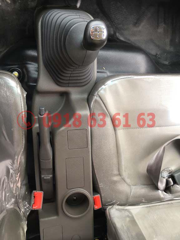 Cần số và thắng tay Xe tải Teraco Tera 250 động cơ Hyundai