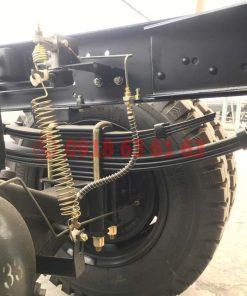 Hệ thống treo, dàn nhíp Xe tải Teraco Tera 250 động cơ Hyundai