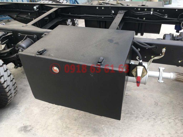 Hộp đựng đồ nghề Xe tải Teraco Tera 250 động cơ Hyundai