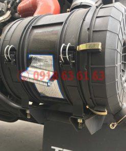 Lọc gió bô e Xe tải Teraco Tera 250 động cơ Hyundai
