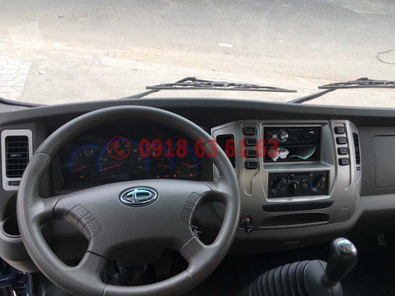 Nội thất taplô Xe tải Teraco Tera 250 động cơ Hyundai