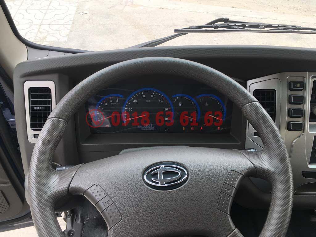 Nội thất vô lăng Xe tải Teraco Tera 250 động cơ Hyundai