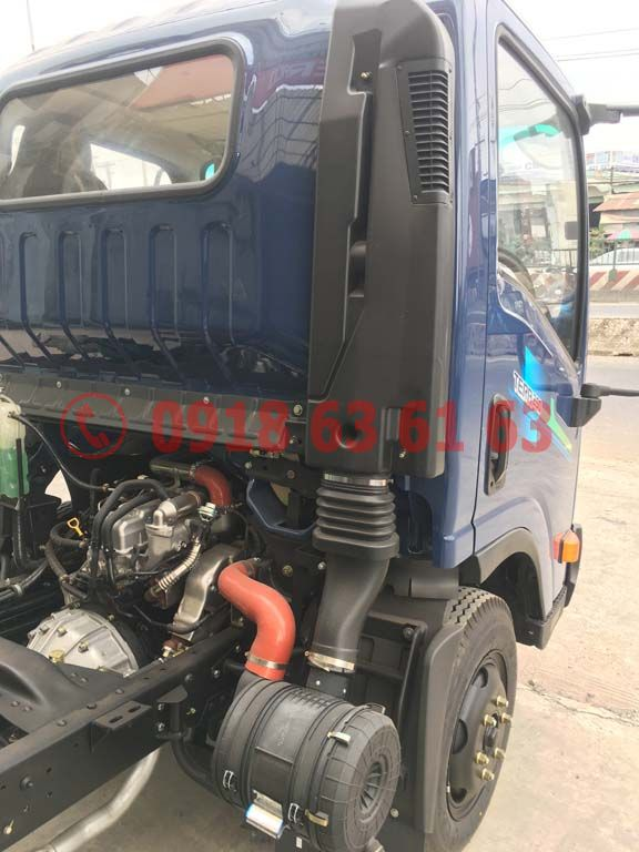 Ống lọc gió Xe tải Teraco Tera 250 động cơ Hyundai