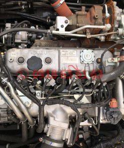 Tổng quan động cơ xe tải Isuzu Euro 4 4JH1E4NC dung tích 2.999cc 3.0cc