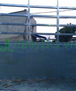 Bên trong thùng Xe tải Faw 8 tấn thùng mui bạt động cơ Hyundai D4DB