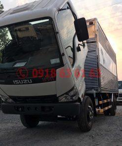 Xe tải isuzu thùng kín euro 4 QKR77HE4 góc nhìn dưới lên